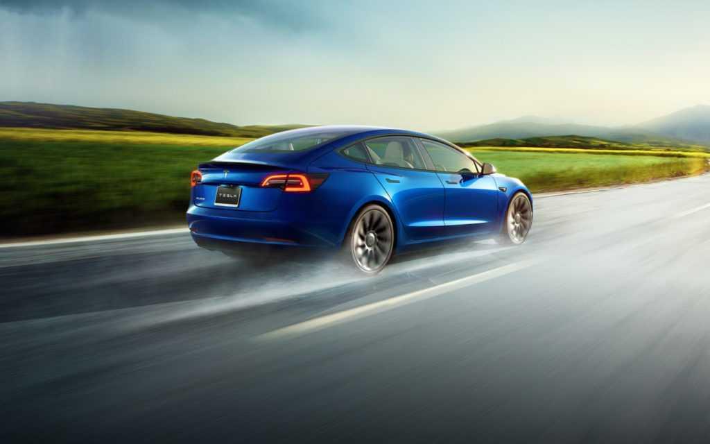 Tesla Model 3 Lease