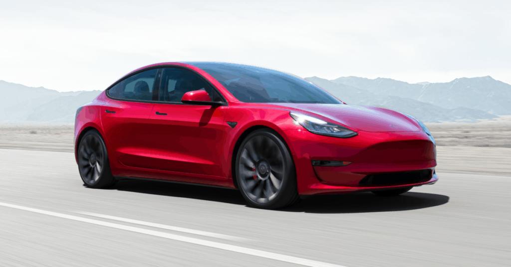 Lease Tesla Model 3 Canford Finance