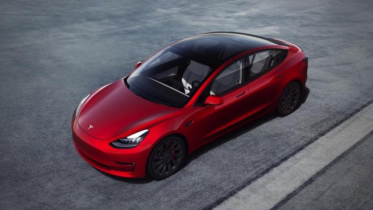 Tesla 3 Long Range Dual Motor | Canford Finance Limited